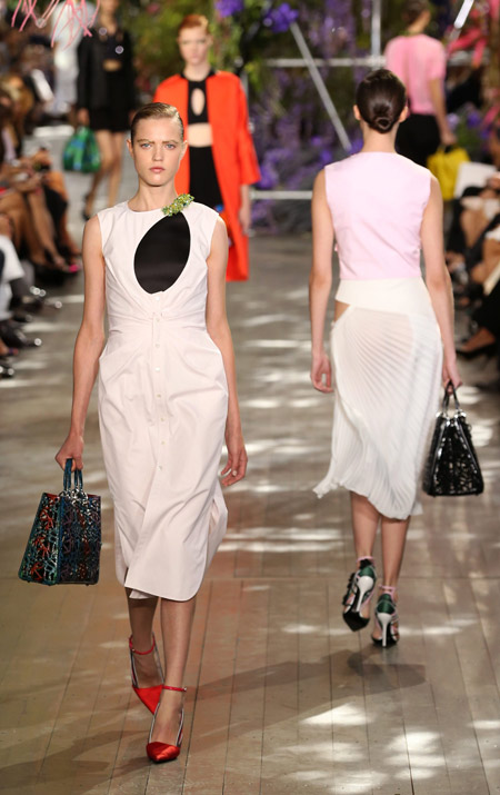 Christian Dior за Пролет/Лято 2014