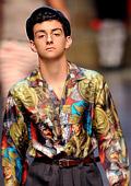 Мъжка мода: Колекция пролет-лято 2013 на Dolce  & Gabbana
