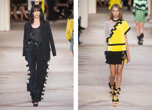 Emanuel Ungaro during the Paris Fashion Week
