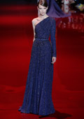 The new collection of Elie Saab at Paris Fashion Week