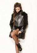 Яна Акимова лице на колекция Есен/Зима 2013-2014 на Enigma