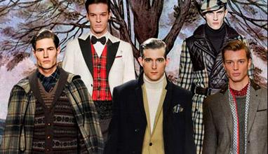 Прогнози за тенденциите в мъжката мода за есен-зима 2014/2015 от Trend Council
