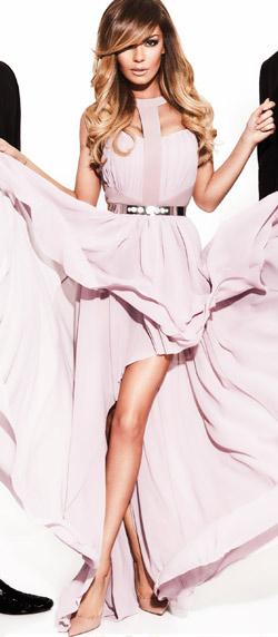 Галена представи колекцията си от абитуриентски рокли 2014