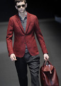 Men's collection Fall/Winter 2013 by Gucci