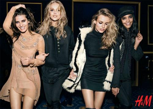 H&M за Есен/Зима 2013-2014
