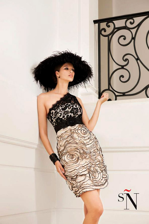 Collections cocktail dresses 2014 by LA SPOSA and Holiday Sona
