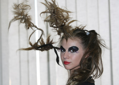 XVI International Festival of Coiffure and Beauty