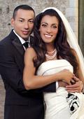 Най-бързата бяла жена в света - Ивет Лалова се омъжи в тоалет от Bridal Fashion