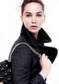 """Дженифър Лорънс естествена и нежна в рекламната кампания на """"Dior"""""""