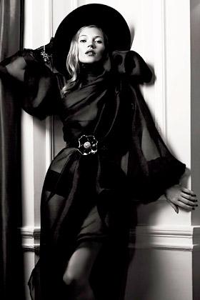 Кейт Мос с награда за шапка на годината 2013