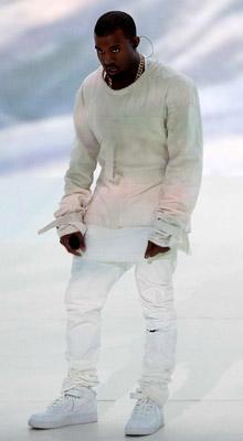 Рапърът Кание Уест пуска нова мъжка модна колекция