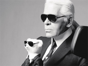 Karl Lagerfeld will open a boutique in London