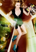 Nicole Kidman - the new face of Jimmy Choo Spring/Summer 2014 campaign