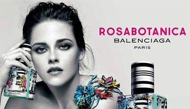Kristen Stewart in Balenciaga's new campaign