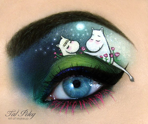 Makeup art by Tal Peleg