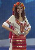 """Ивелина Павлова е """"Мисис сценично присъствие"""" на финала на """"Мисис Свят 2013"""""""