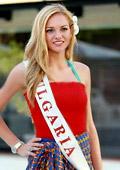 """""""Мис България 2013"""" е седма във временното класиране за """"Мис Свят"""""""