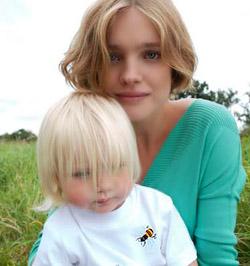 Наталия Водянова бременна с четвъртото си дете