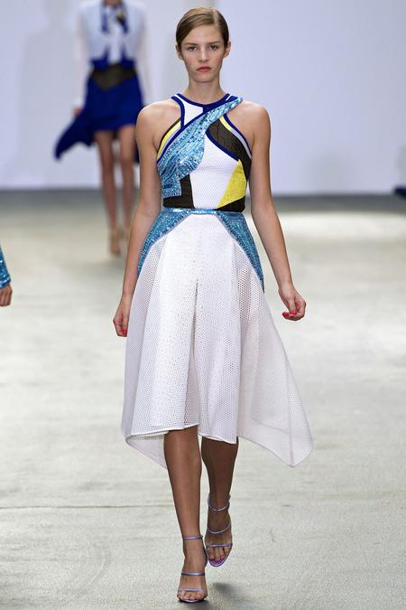 Моди тенденции Пролет-Лято 2013: В стил пачуърк