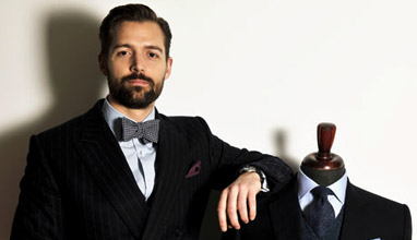 Patrick Grant has designed a Fall-Winter 2013/2014 collection for Debenhams
