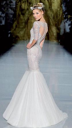 Pronovias и Bridal Fashion – партньорство, увенчано с успех