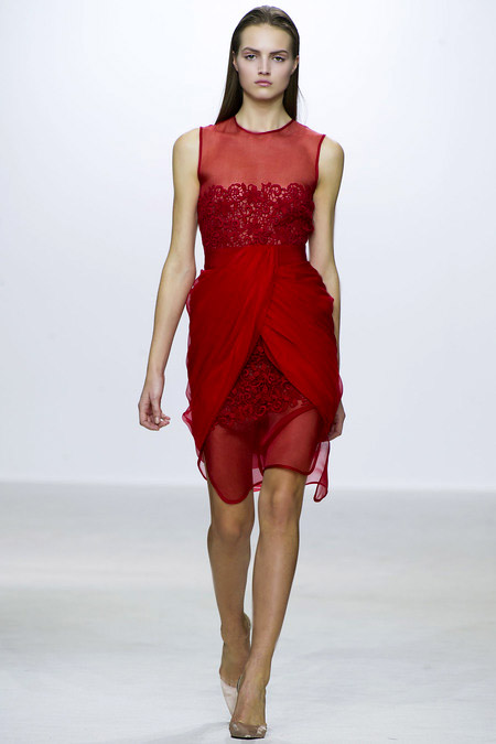Модни тенденции Пролет-Лято 2013: Прозрачни намерения
