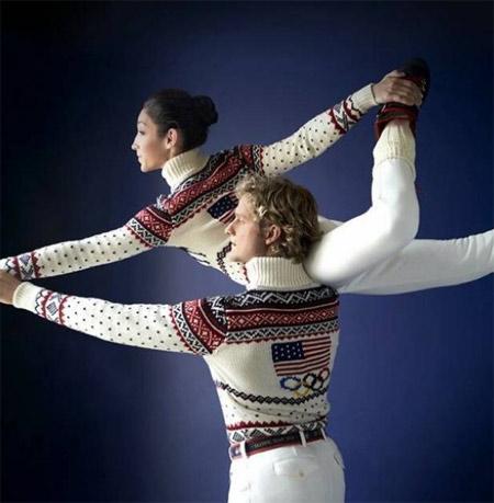 Ралф Лорън с колекция олимпийски екипи