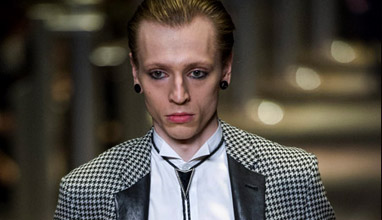 Saint Laurent Men`s Spring/Summer 2014