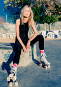 Bershka Spring/Summer 2014 campaign
