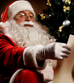 Време за писма, 5 556 къщи в секунда и много бисквитки за Дядо Коледа