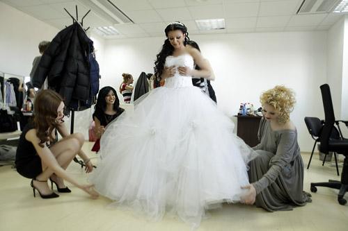 Нови изненади от носителката на Златна Игла 2013 София Борисова