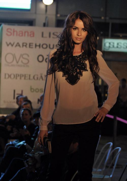 Шоу спектакъл показа модните тенденции за есента в СТРАНД Бургас