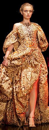 Мъжете не харесват жени в леопардови дрехи
