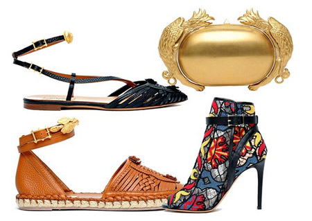 Accessories' trends for Spring/Summer 2014