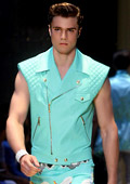 Men`s fashion: Versace Spring-Summer 2013 collection