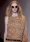 Ladies` fashion: Versace Spring-Summer 2013 collection