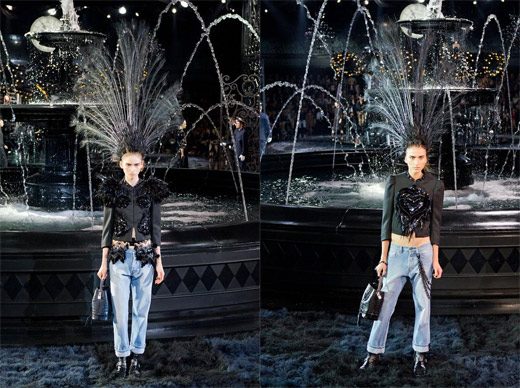 Marc Jacobs for Louis Vuitton Spring/Summer 2014