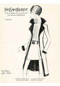 Архивът на Ив Сен Лоран в интернет
