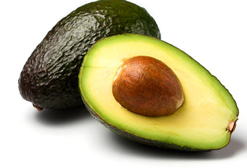 Half an avocado helps you eat less