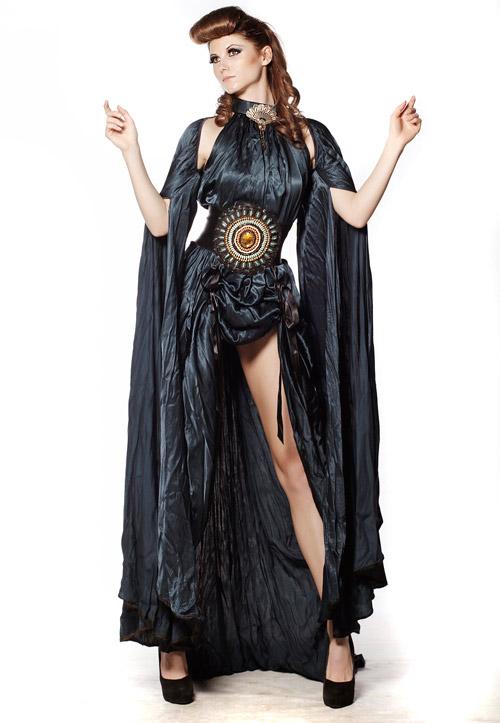 Колекция бални рокли 2013 на Мира Бъчварова