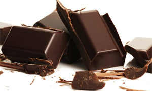 The benefits of the dark chocolate