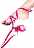 Дъщерята на Бионсе с обувки на токчета от Том Форд