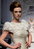 White Gallery London представи тенденциите в сватбената мода за 2014