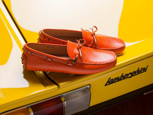 Създадоха професионални шофьорски обувки