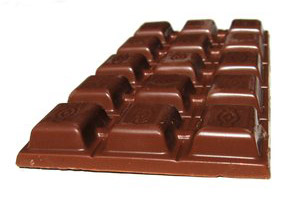 Шоколадът- превенция срещу слънцето