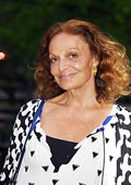 Diane Von Furstenberg opened a boutique for fashion accessories