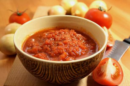 Доматен сос за здраво сърце и дълголетие