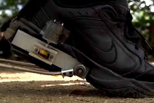 PediPower - двойно функционалните обувки