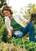 Повдигнете духа си с градинарство