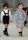 Global Kids Fashion Week took place in London